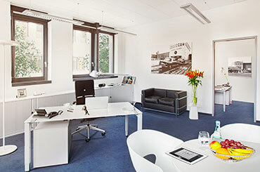Rent an office space in Munich